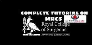 Complete Tutorial on MRCS