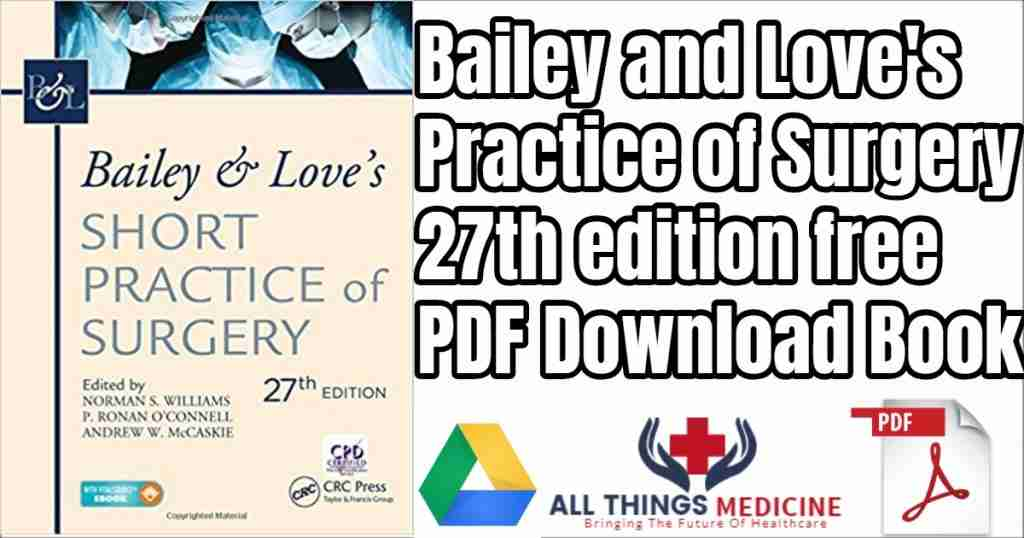 bailey-and-love's-surgery-latest-edition-pdf