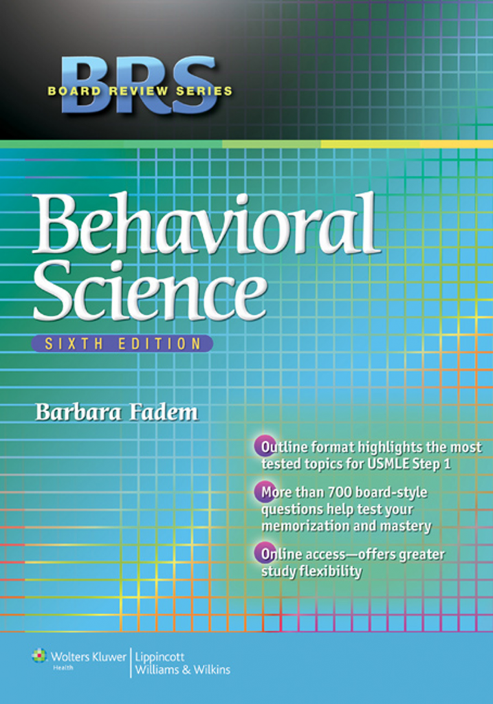 BRS Behavioral Sciences
