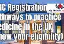 GMC registration