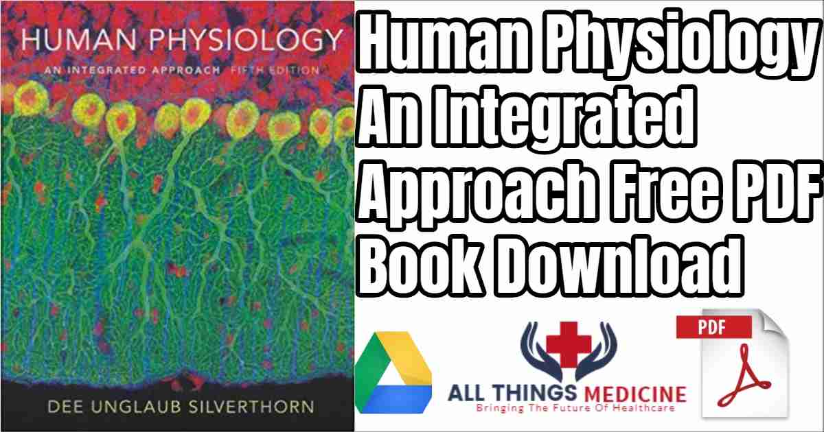 Human Physiology An Integrated Approach Free PDF Download Book