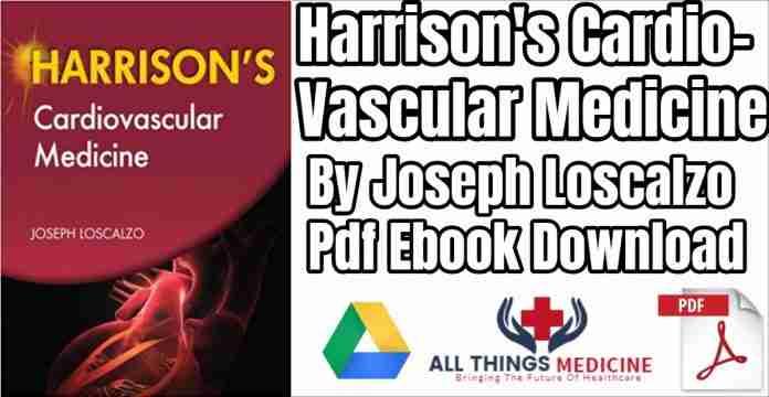 harrison's cardiovascular medicine
