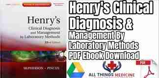 Henry's clinical diagnosis