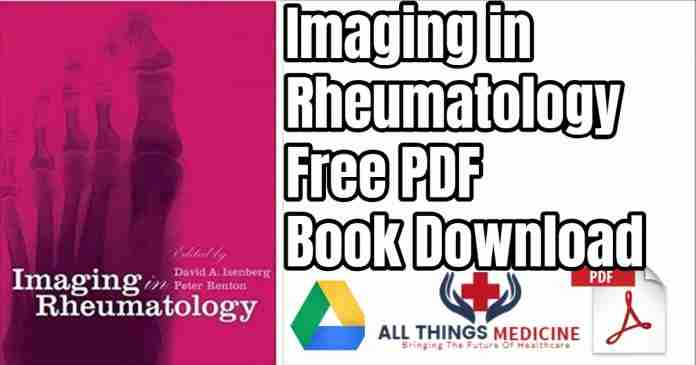 imaging in rheumatology