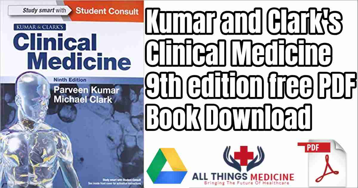 Kumar and Clark\'s clinical medicine 9th edition free pdf book download