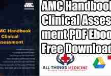 Amc handbook of clinical assessment