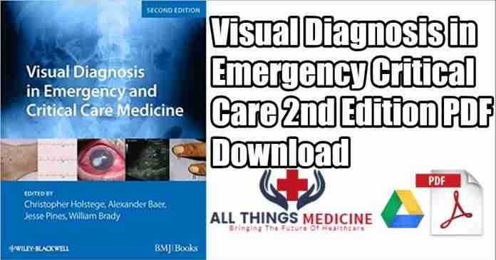 Visual Diagnosis in Emergency and Critical Care pdf
