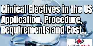 clinical electives in the US