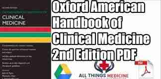 Oxford American Handbook of Clinical Medicine PDF 2nd Edition