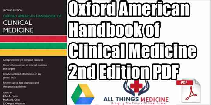 Oxford American Handbook of Clinical Medicine PDF 2nd Edition