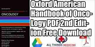 Oxford American Handbook of Oncology 2nd edition PDF