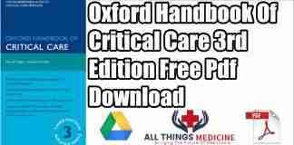 Oxford Handbook Of Critical Care PDF
