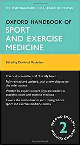 oxford handbook of sport and exercise medicine pdf