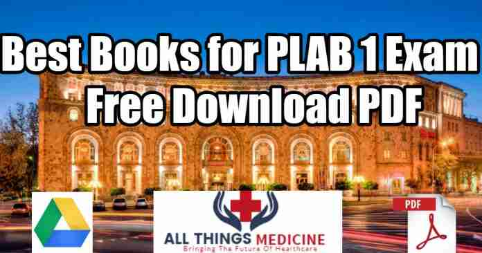 Best Books for Plab 1 | Free Download | Guaranteed High Scores