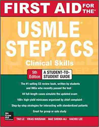 first aid for the usmle step 2 cs pdf