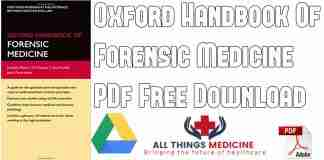 oxford handbook of forensic medicine pdf