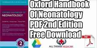 oxford handbook of neonatology pdf