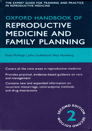 oxford handbook of reproductive medicine and family planning pdf 2nd edition