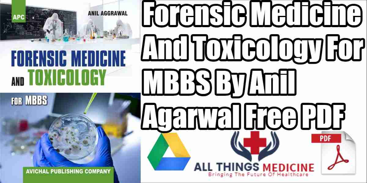 Forensic Medicine And Toxicology For Mbbs Pdf Free Download