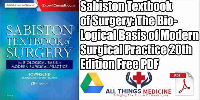 Sabiston-Textbook-of-Surgery:-The-Biological-Basis-of-Modern-Surgical-Practice-pdf