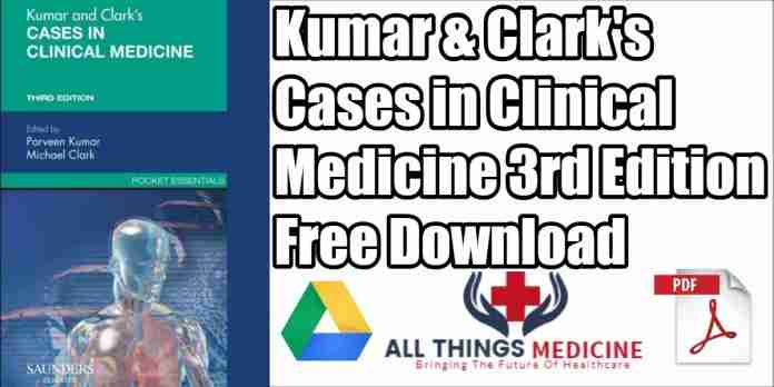 Kumar & Clark's Cases in Clinical Medicine PDF 3rd Edition ...