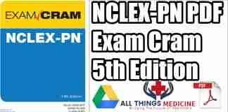 nclexpn exam cram 5th edition