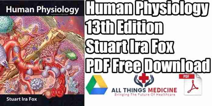 human-physiology-13th-edition-pdf