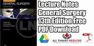 lecture-Notes_-General-surgery-13th-edition-pdf