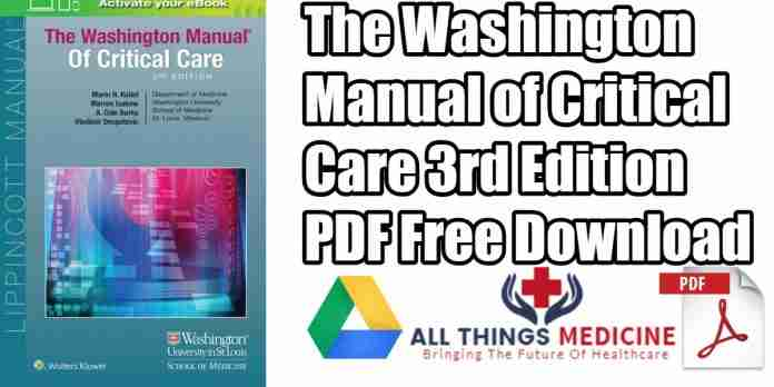 the-washington-manual-of-critical-care-3rd-edition-pdf