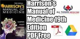 Harrison's-manual-of-medicine-19th-edition-pdf