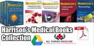 Harrison's-medical-books-collection-download