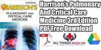 Harrison's-pulmonary-and-critical-care-medicine-3rd-edition-pdf