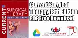 current-surgical-therapy-13th-edition-pdf