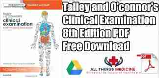 talley-and-o'connor's-clinical-examination-8th-edition-pdf