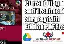current-diagnosis-and-treatment-surgery-14th-edition-pdf